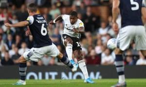 Fulham's Ivan Cavaleiro
