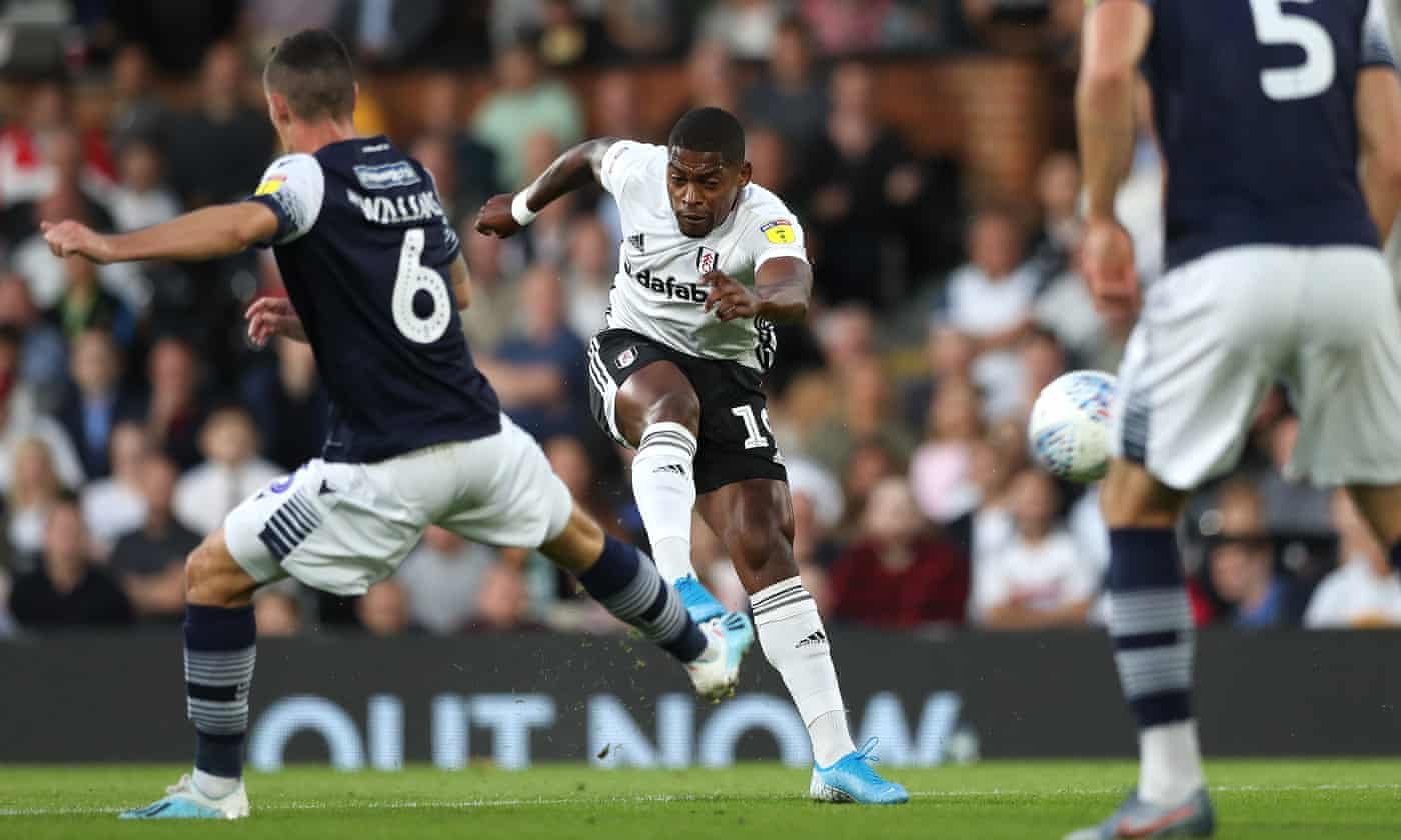 Ivan Cavaleiro double leads ruthless Fulham's romp against Millwall