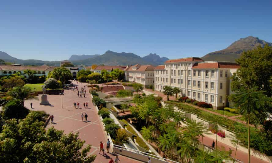 Stellenbosch is a charming university town with colonial architecture, fine cuisine and pretty streets and squares, surrounded by mountains and vineyards.