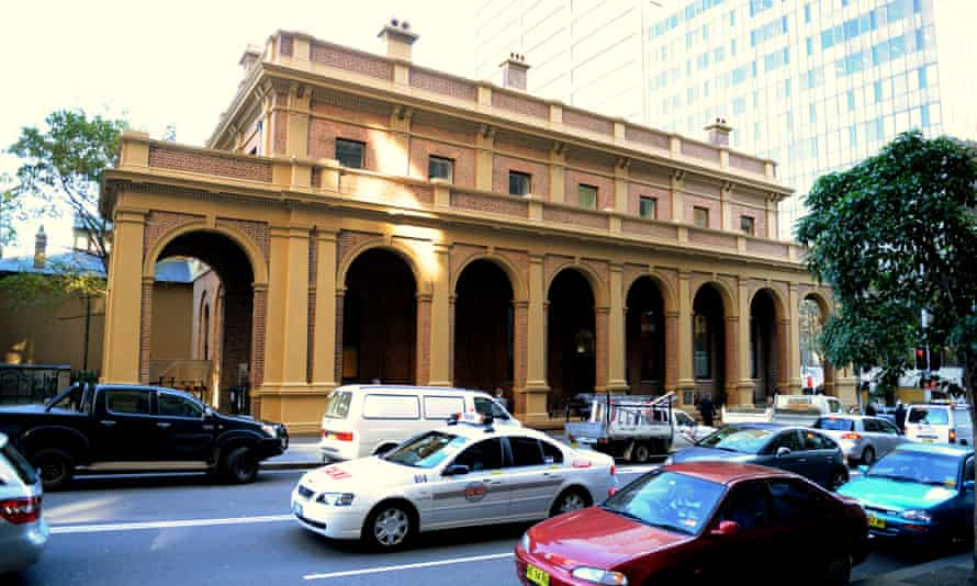 The New South Wales Supreme Court