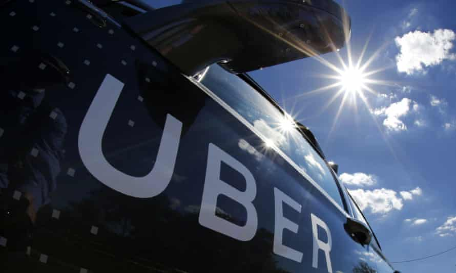 Uber … making its own weather?