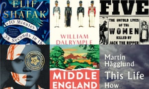 A few of readers' recommendations from 2019