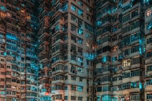 Montane Mansion. Quarry Bay, Hong Kong Island.