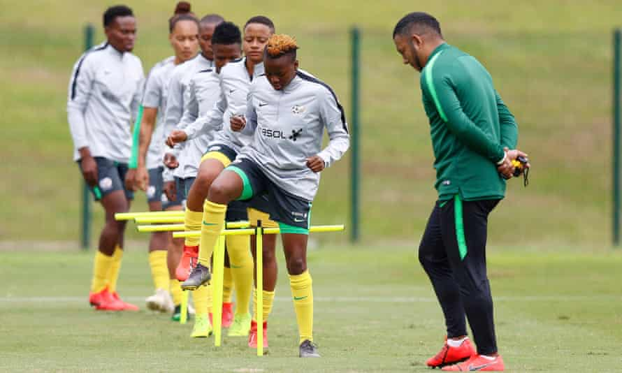 South Africa showed plenty of promise in the 2018 Africa Women's Cup of Nations, finishing as runners-up to Nigeria after losing the final on penalties.