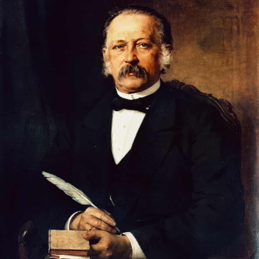 Heinrich Theodor Fontane portrait