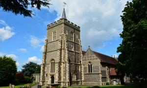 St Mary Church, Essendon, Hertfordshire
