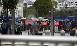 China S Premier Warns Local Officials Not To Cover Up New Covid 19 Cases As Hubei Reopens World News The Guardian