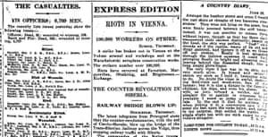 Manchester Guardian, 21 June 1918.