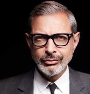 'There's nothing intentional I'm doing to cause mystery': Jeff Goldblum.
