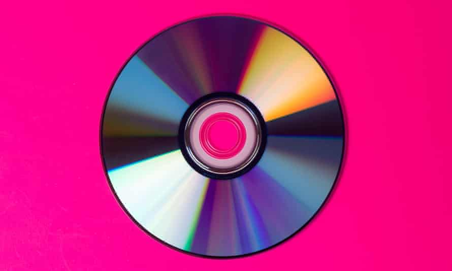 Full circle … are your dusty stacks of CDs due a comeback?
