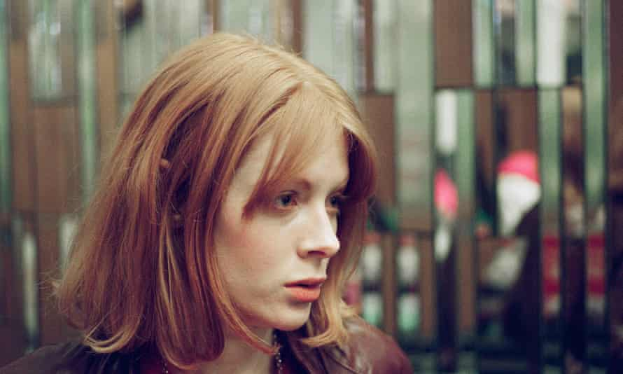Emily Beecham in Daphne, a character who she sleeps with whoever she wants to.