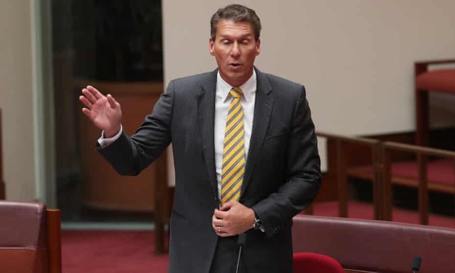 South Australian senator Cory Bernardi plans to deregister his Australian Conservatives party.