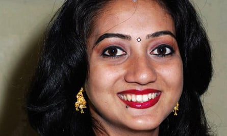 Savita Halappanavar died after she was refused a termination in an Irish hospital