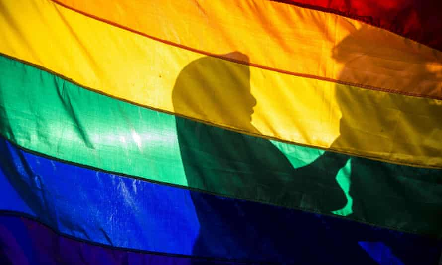 A gay pride march in Nicaragua. The activist groups say the study could be used to out gay people across the globe, putting them at risk.