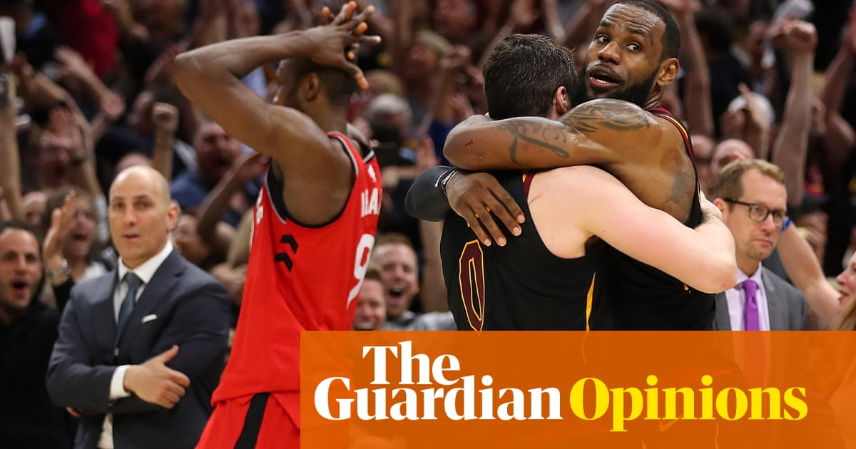 406c2769d9 Just give LeBron the ball and get out of the way | Les Carpenter ...