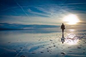 Beach at DawnPhotograph: James Murray/GuardianWitness