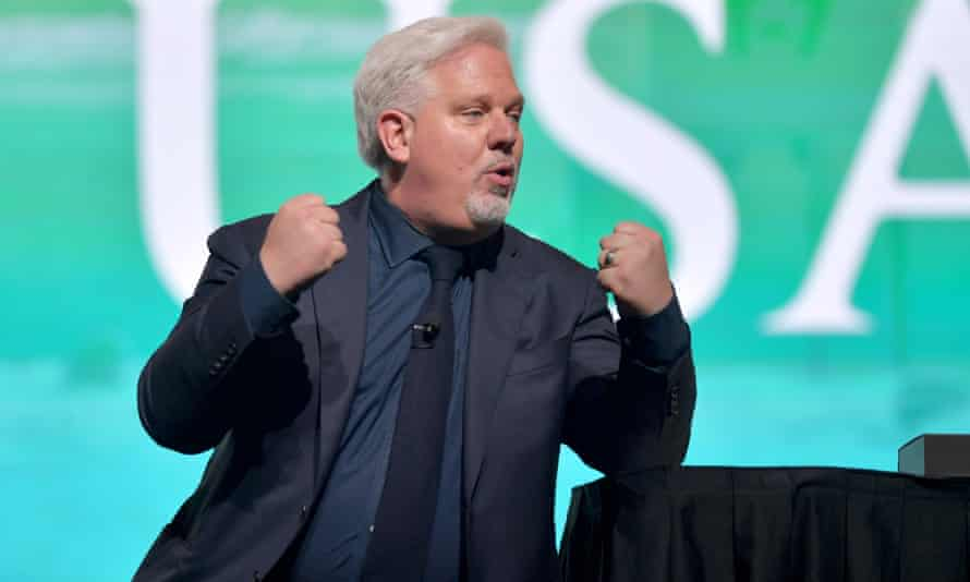 Glenn Beck in West Palm Beach, Florida, on 19 December 2019. Beck said: 'I would rather die than kill the country.'