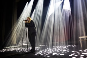 Kate Tempest at Leith Theatre. The poet, rapper, novelist and playwright makes her International Festival debut.