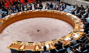 The UN Security Council meets to discuss North Korea on Friday.