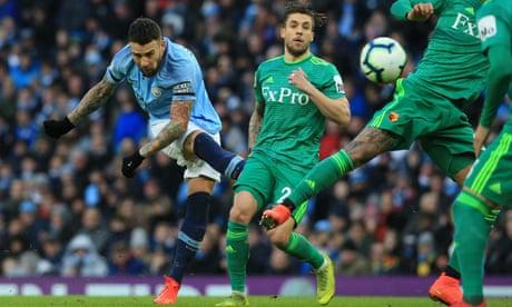 Manchester City v Watford: Premier League – live!