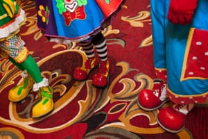 True colors, World Clown Association, Northbrook, Illinois 2014