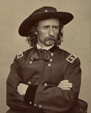 Major General George Armstrong Custer, 1865.