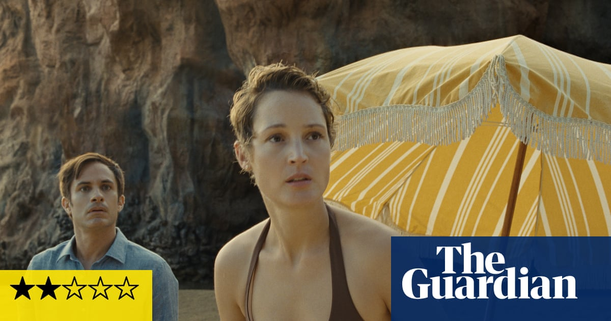 Old review – M Night Shyamalan's beach thriller is all washed up