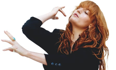 Photograph of Florence Welch