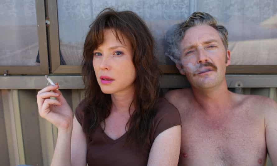 Emma Booth and Stephen Curry as 'redneck serial killers' in Hounds of Love