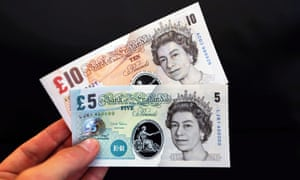 New polymer banknotes