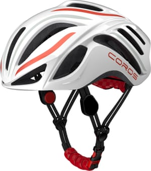 Sound of the city: the new Coros Linx Smart helmet conducts music through your cheekbone