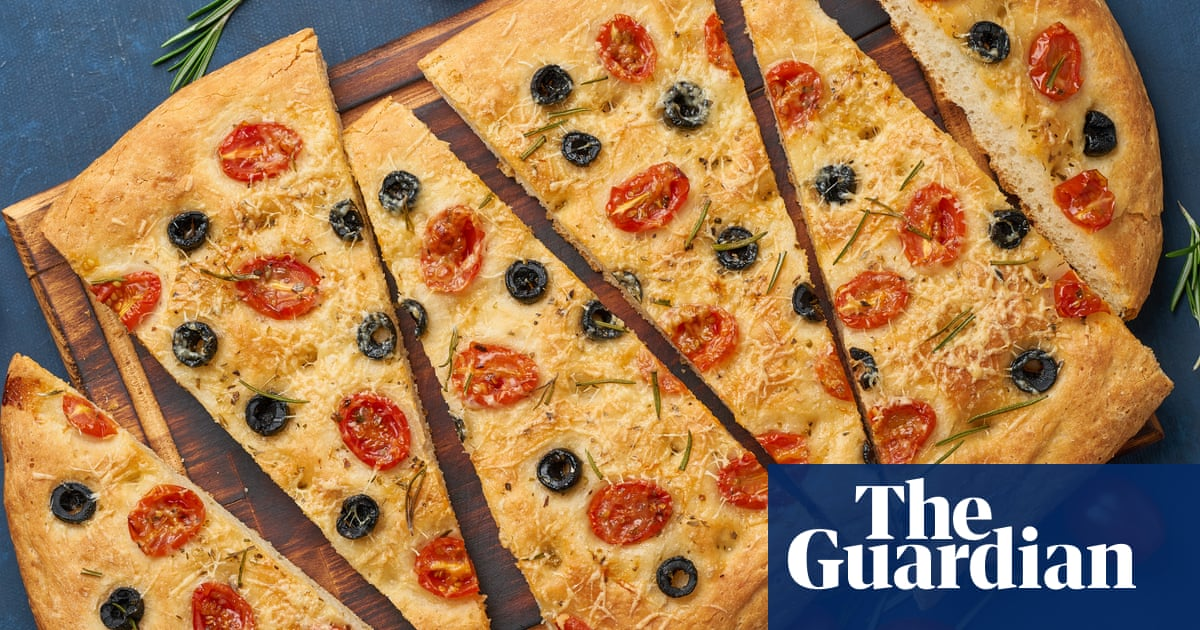 Chefs' tips for funkier focaccia