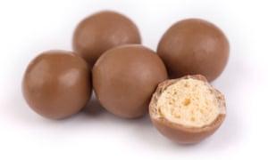 Maltesers chocolates.