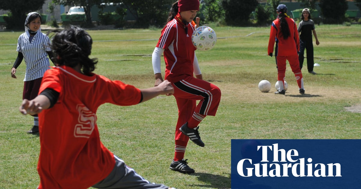 The escape of the Afghanistan women's football team