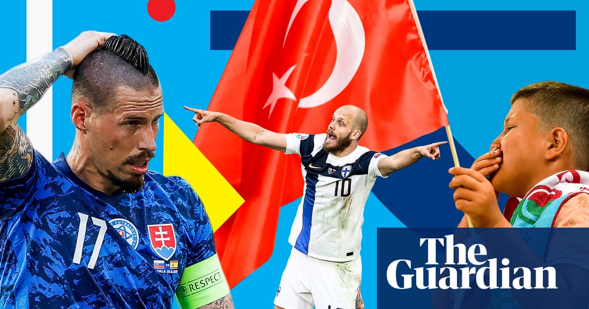 'A managerial disaster class' – the verdict from the Euro 2020 countries who are out