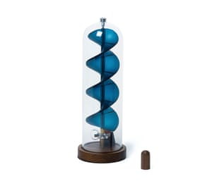 Uplift 2.0 is a sculpture and solar powered meditation aid made using recycled fishing net by inventor Tom Lawton. Uplift 2.0, £185, beuplifted.co.uk