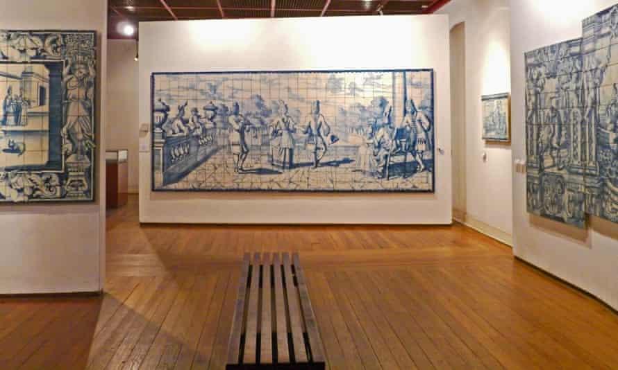 National Tile Museum, Lisbon, Portugal