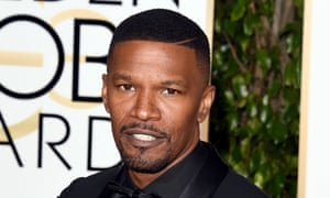 73rd Annual Golden Globe Awards - Arrivals<br>BEVERLY HILLS, CA - JANUARY 10:  Actor Jamie Foxx attends the 73rd Annual Golden Globe Awards held at the Beverly Hilton Hotel on January 10, 2016 in Beverly Hills, California.  (Photo by Jason Merritt/Getty Images)