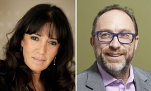 Baroness Rebuck and Jimmy Wales have joined the Guardian Media Group board.