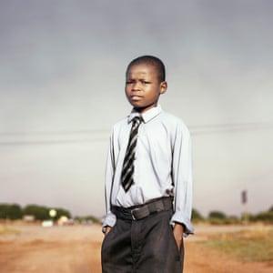 Homeland: Samuel or Thulani Msiza, Loding, former KwaNdebele, 2009.