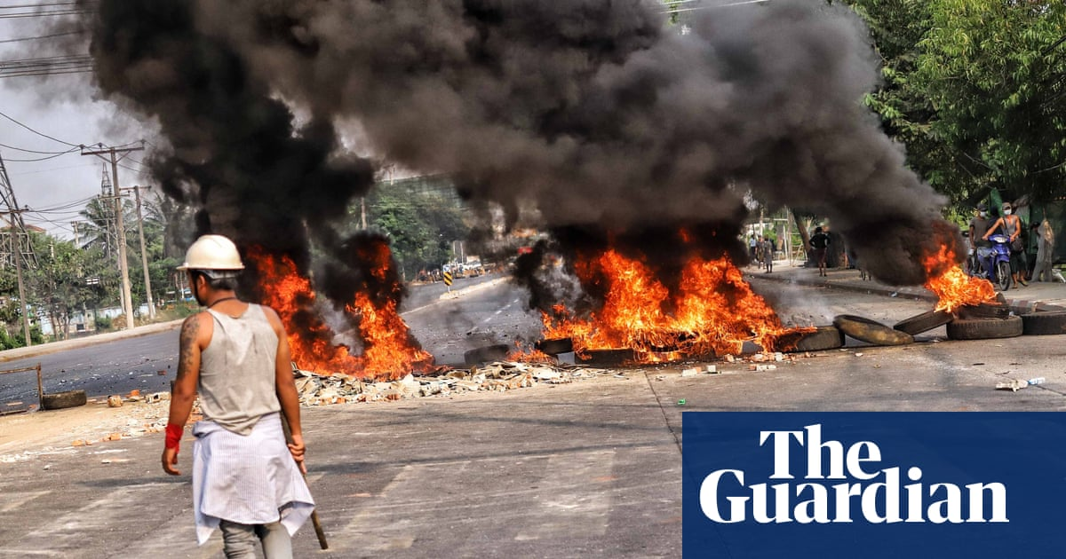 Myanmar's 'darkest moment': death toll rises sharply as junta's crackdown continues