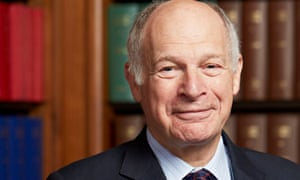 'Judges shouldn't discuss [in public] cases we're about to hear': Lord Neuberger, president of the supreme court.