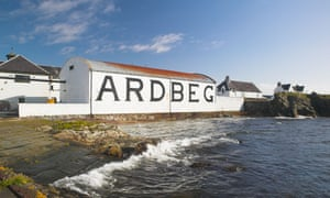 Some of the finest whiskies in the world are produced on the Hebridean island of Islay.