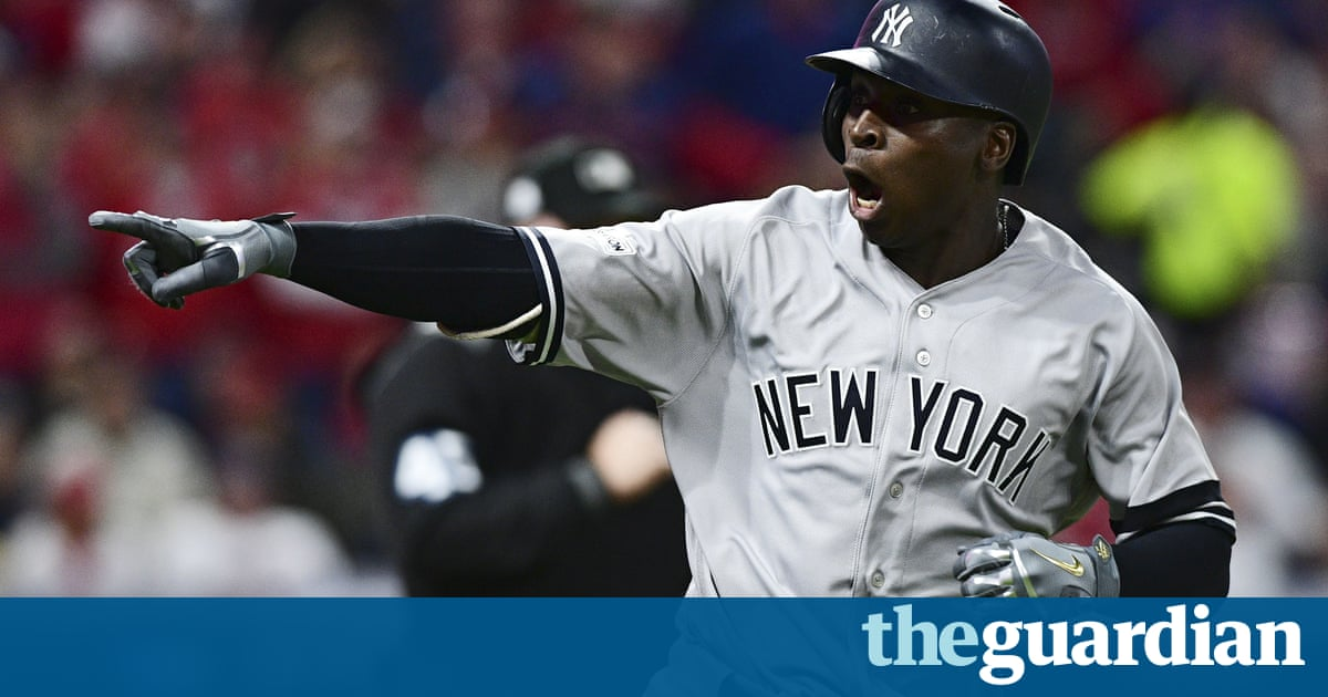 MLB playoffs: Yankees come back from 2-0 series deficit to beat Indians