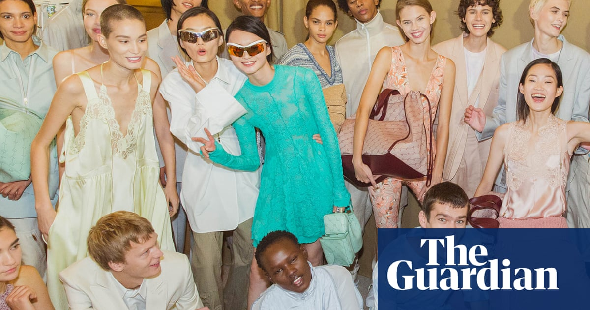 551c445a100 Paris fashion week spring summer 2019  16 key shows – in pictures ...