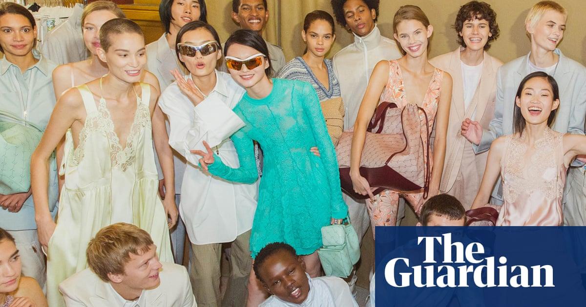 ecc0edf43f Paris fashion week spring summer 2019  16 key shows – in pictures ...