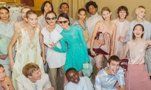 90cb0baf7 Paris fashion week spring summer 2019  16 key shows – in pictures ...