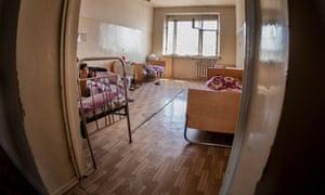 Inside a psychiatric facility in Yerevan