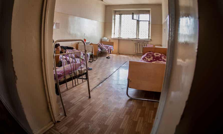 Inside a psychiatric facility in Yerevan