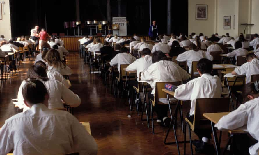 Pupils were unclear about how they were to be assessed up to March 2021 and beyond, the investigation claims.